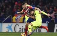 'Mỗi lần chúng tôi đến Camp Nou là lại có chuyện'