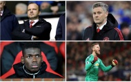 Nhìn từ Pogba, De Gea: Bóng đá thay đổi, chỉ có Man Utd đứng yên