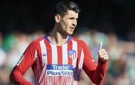 Tiết lộ: Morata 'suýt' đến Barca, nhưng...