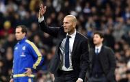 Tiết lộ: Zidane đã nói '4 điều' để giúp Real vượt qua Eibar