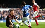 TRỰC TIẾP Everton 1-0 Arsenal: Pháo thủ tự bắn vào chân mình (KẾT THÚC)