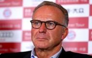 Bayern nhận tin bất ngờ, Rummenigge từ bỏ vai trò CEO tại đội bóng