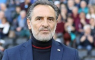 Cesare Prandelli: Các trọng tài đã không có sự nhất quán