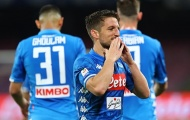 Đánh rơi chiến thắng, Napoli tự tay dâng Scudetto cho Juventus