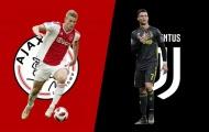 02h00 ngày 11/04, Ajax vs Juventus: Sức trẻ đấu mưu trí