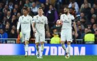 Những đội bóng gây thất vọng tại các giải VĐQG hàng đầu Châu Âu