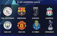 Những niềm hy vọng của các đại diện vòng tứ kết Champions League