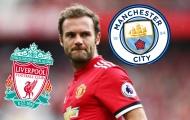 NÓNG: Mata chốt khả năng rời M.U đến Man City và Liverpool