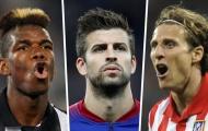 8 ngôi sao 'đổi đời' khi đào tẩu khỏi Man United
