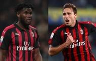 """AC Milan """"đại tu"""" hàng tiền vệ: 5 cái tên bị """"trảm"""", sao Chelsea ở lại"""