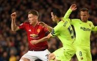 Man Utd đã tìm ra một 'Roy Keane 2.0' sau trận thua Barcelona