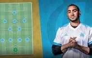 Đội hình 4-2-3-1 khủng từng khoác áo Marseille: Gã mặt sẹo và 2 'siêu quậy'