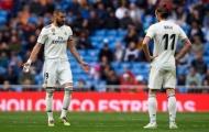 Nội bộ Real tiếp tục xào xáo vì hai ngôi sao này