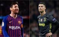 Capello: 'Thiên tài' Messi ăn đứt Ronaldo