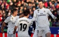 Đội hình dự kiến Real đấu Leganes: Sự trở lại của các trụ cột