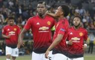 Man Utd và 5 cuộc đấu 'bão táp': Đau 1 lần rồi thôi!