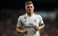 Hành động của sao Real khiến fan Man Utd lo lắng