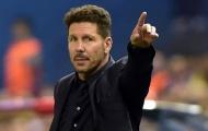 Atletico và tham vọng lật đổ Barcelona: Còn gì không, Simeone?