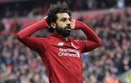 'Đó là Salah ở đẳng cấp cao nhất'
