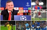 Man Utd chốt lại 6 cái tên, duyệt ngân sách 'cực khủng' cho Solskjaer