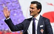 Tối nay, cuộc tái hôn giữa Montella và Fiorentina bắt đầu