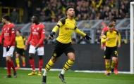6 thống kê ấn tượng cho thấy Sancho là 'báu vật' của Dortmund