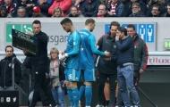 Bayern lại ngán ngẩm vì trụ cột tiếp tục dính chấn thương