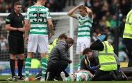 Chấn thương ghê rợn, ngôi sao Celtic khiến đồng đội choáng váng