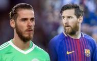 De Gea nói 1 điều, CĐV M.U nóng lòng chờ tái đấu Barca tại Camp Nou
