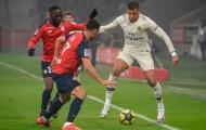 Highlights: Lille 5-1 PSG (Ligue 1)