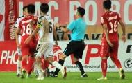 HLV Lê Huỳnh Đức: 'Đáng lẽ Hải Phòng phải nhận 2 thẻ đỏ'