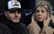 Vợ Mauro Icardi khẳng định chồng vẫn hạnh phúc ở Inter Milan