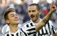 Đấu Ajax, ai sẽ là đội trưởng của Juventus?