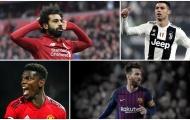 Dự đoán tứ kết Champions League: Quỷ đỏ thảm bại; Bất ngờ từ Manchester