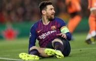 Góc Man Utd: Hãy nhớ, Messi cũng biết sợ