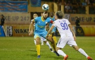 Góc V-League: Hậu vệ ghi bàn, cú đấm bất ngờ gây đột biến