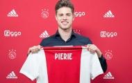 CHÍNH THỨC: Ajax tìm xong người thay De Ligt; Man Utd, Barca chú ý!
