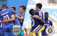 Hà Nội, Bình Dương thắng lớn tại AFC Cup: Hãy quẳng gánh vui đi và lo ... đá