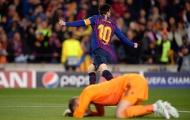 Sau tất cả, Pep Guardiola vẫn bị ám quẻ bởi 'lời nguyền Messi'