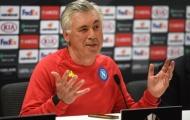 Carlo Ancelotti 'đắng lòng' thừa nhận sự thật sau trận đấu với Arsenal