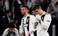 Juventus, vị vua không long bào