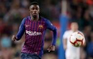 Đội hình dự kiến Barca đấu Real Sociedad: Gánh nặng trên vai Dembele!