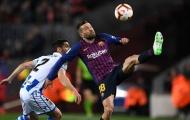 Dàn sao Barca mắc 'di chứng' sau trận đấu với Man Utd