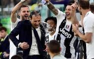 Pavel Nedved: Chuỗi 8 mùa 'vô đối' của Juventus sẽ khó ai tái hiện được