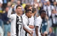 Ronaldo buộc Fiorentina tự dâng chiến thắng, Juventus vô địch Serie A sớm 5 vòng
