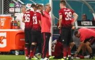 'Tôi cãi nhau với 1 cầu thủ Man Utd, và Mourinho nói rằng...'
