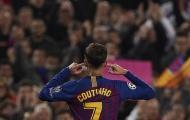 Vào sân trong những phút cuối, Coutinho vẫn 'no đòn' với fan Barca