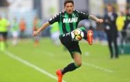 AC Milan dẫn đầu cuộc đua giành chữ ký của tiền vệ Sassuolo