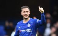 Chelsea nhắm đến ngôi sao Barcelona để thay thế Eden Hazard