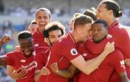 'Liverpool là đội bóng không có điểm yếu'
